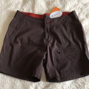 Royal Robbins NWT quick dry Adventure shorts 10